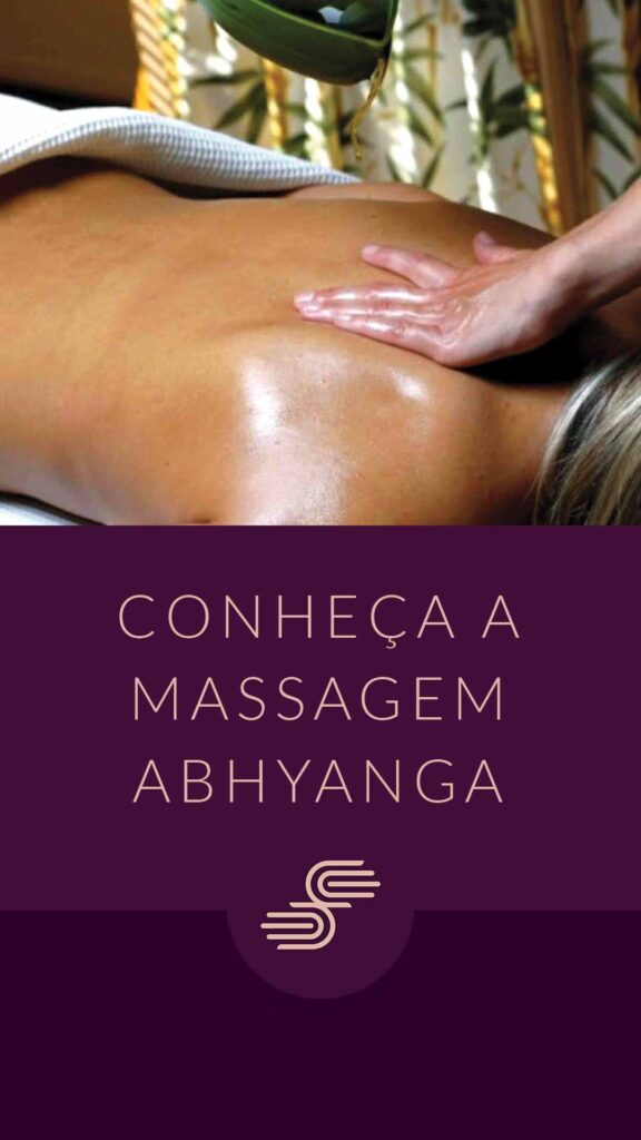 massagem abhyanga