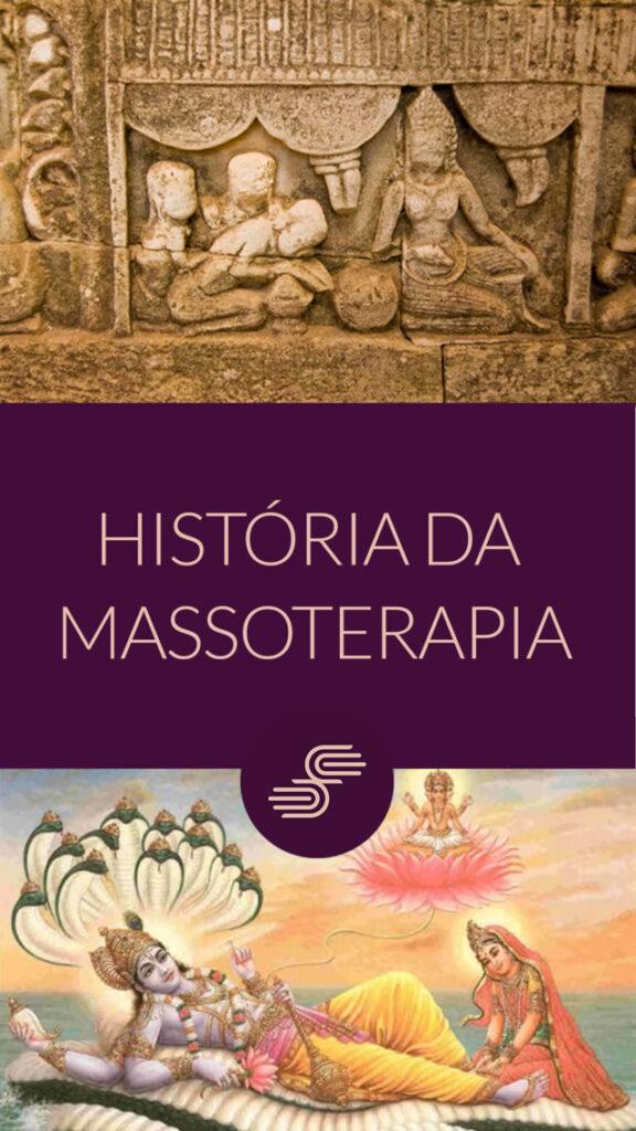 história da massoterapia